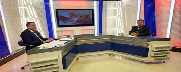 BARO BAŞKANIMIZ SAYIN AV. CAVİT DURSUN TV 1 KAYSERİ TELEVİZYONUNDA