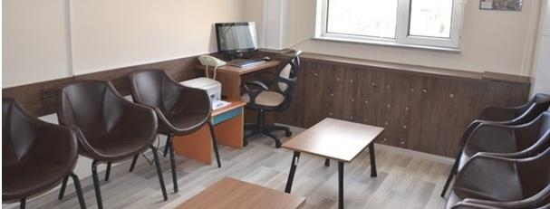 Bayramiç Adliyesi  Avukatlar Odamız yenilenmiş haliyle hizmet vermeye başlamıştır.