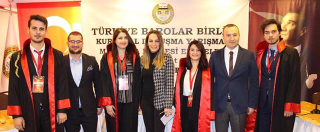 Baromuz Türkiye Kurgusal Duruşma Yarışması'na Katıldı