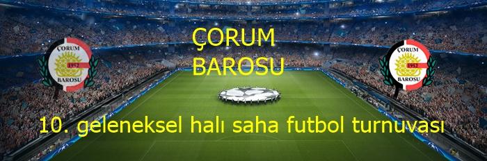 10. Halı saha Futbol Turnuvası
