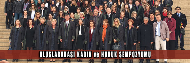 Uluslararası Kadın ve Hukuk Sempozyumu