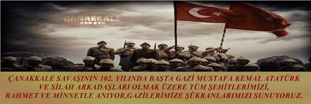 18.Mart Çanakkale Zaferi