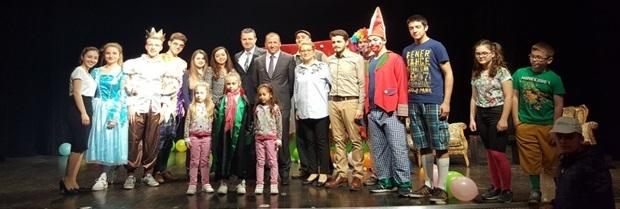 Çocuk Hakları Komisyonu Tiyatro Gösterisi Etkinliği