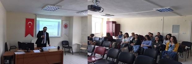 Staj Eğitim Programı'nın onuncusu 10.05.2017 tarihlerinde yapıldı.