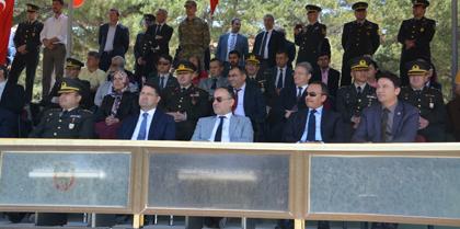 Garnizon Komutanlığının Engelli Vatandaşlara Temsili Askerlik Uygulama Programına Baro Başkanı Av. Erol ÇAKIR katıldı