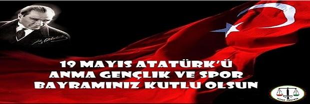 19 Mayıs Atatürk'ü Anma Gençlik ve Spor Bayramı Basın Açıklaması