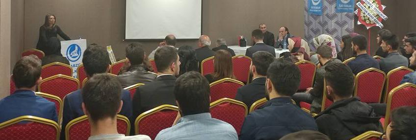 Madde Bağımlılığı ile Mücadele konferansı