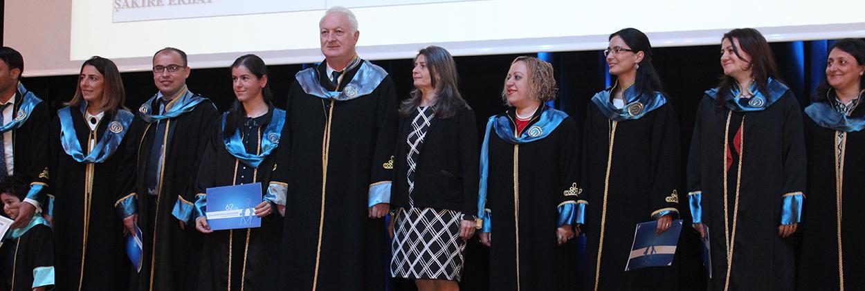 Karadeniz Teknik Üniversitesi'nin 62. Kuruluş Yıldönümü