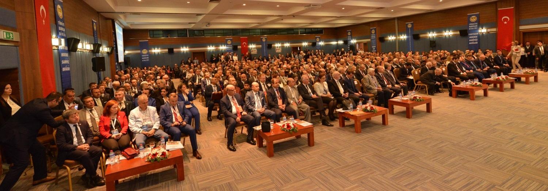 Türkiye Barolar Birliği 34. Olağan Genel Kurulu