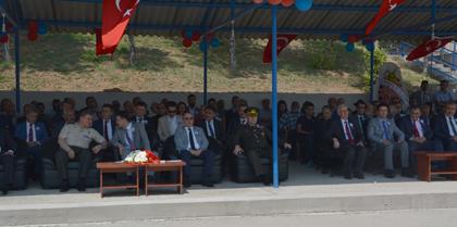 Jandarmamızın 178. Kuruluş Yıl Dönümü Kutlama Programına Baro Başkanı Av. Erol ÇAKIR Katıldı