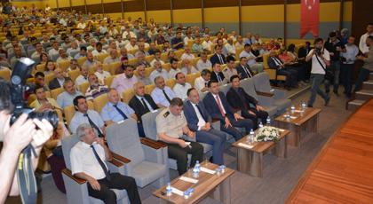 """""""Bir İhanetin Anotomisi:15 Temmuz"""" Konulu Panele Baro Başkanı Av. Erol ÇAKIR Katıldı"""