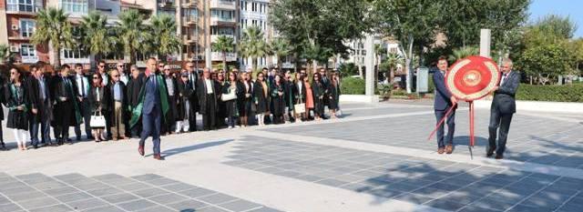 2017 - 2018 Adli Yılı Açılış Töreni Gerçekleştirildi