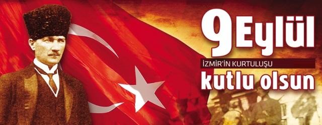 İzmir'in Kurtuluşunun 95. Yılı Kutlu Olsun