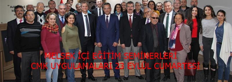 Türkiye Barolar Birliği Meslek İçi Eğitim Seminerleri
