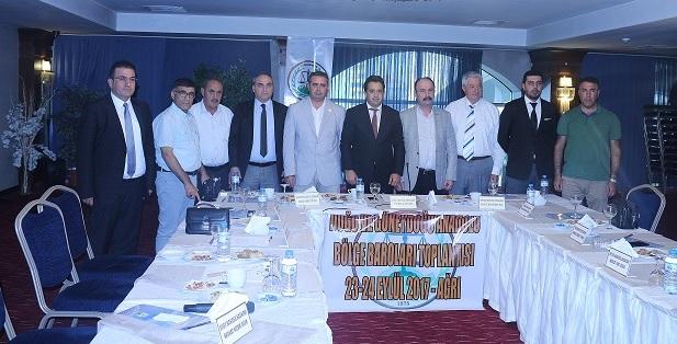 Doğu ve Güneydoğu Bölge Baroları Toplantısı