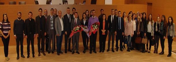 HMK - İSTİNAF SEMİNERİ GEBZE'DE YAPILDI