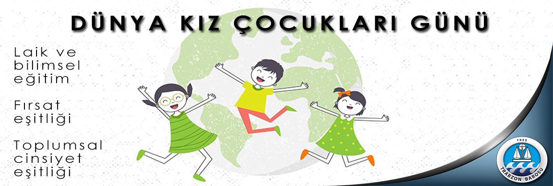Dünya Kız Çocuklar Günü Basın Açıklaması