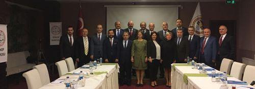 11. GENİŞLETİLMİŞ KARADENİZ BARO BAŞKANLARI TOPLANTISI SİNOP'DA GERÇEKLEŞTİ.