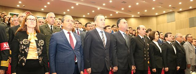 Atatürk, Ebediyete İntikalinin 79. Yılında Düzenlenen Programlar ile Özlemle Anıldı