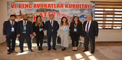 TBB VI. Genç Avukatlar Kurultayı Mardin Barosu Evsahipliğinde Tertiplendi