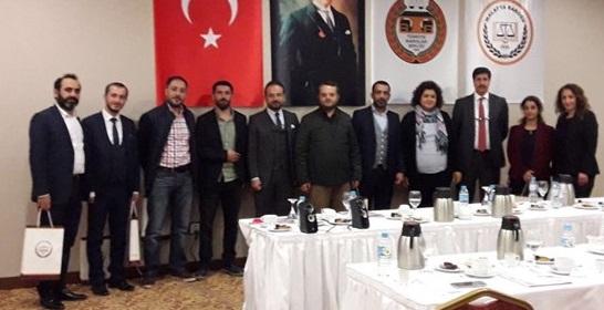 CMK Komisyonu Doğu Anadolu Bölge Toplantısı