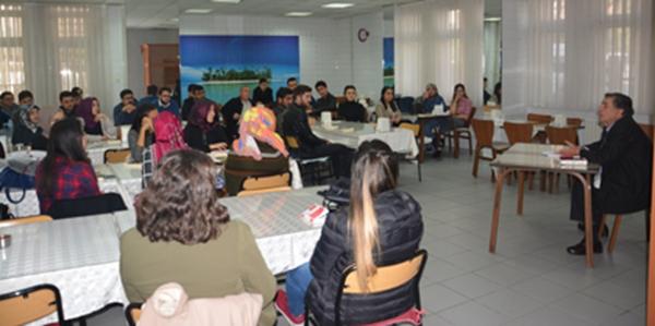 Stajyer Eğitim Toplantısı