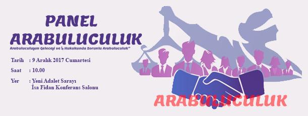 PANEL - ARABULUCULUK