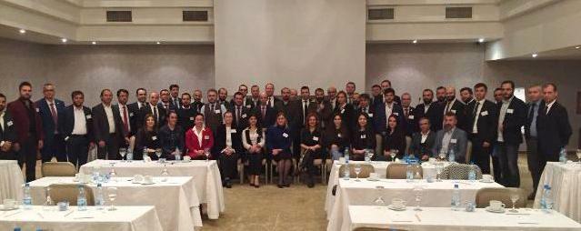 Türkiye Geneli Baro Saymanları Toplantısı Gaziantep'te Gerçekleşti