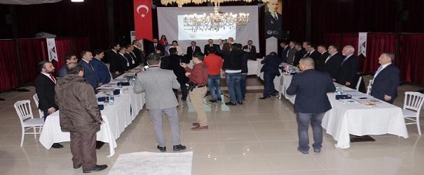 EGE MARMARA TOPLANTIMIZ GERÇEKLEŞTİ