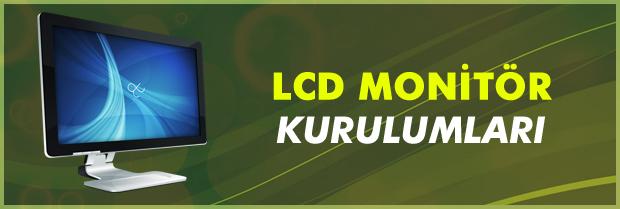 ULUSAL BARO AĞI PROJESİ KAPSAMINDA YAPILAN LCD MONİTÖR KURULUMLARI